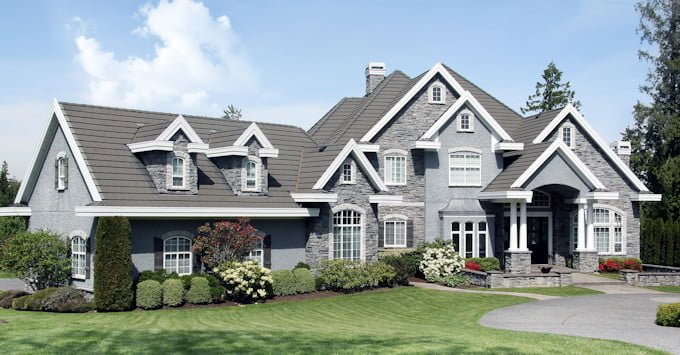Picture of a nice home