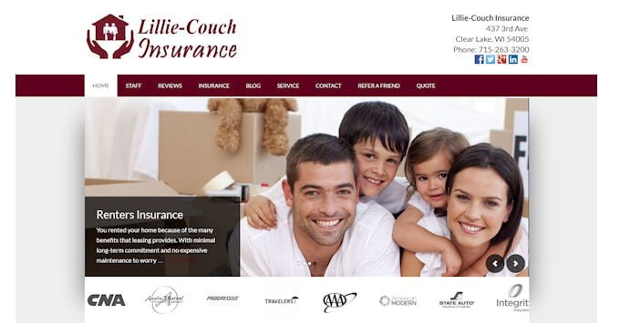 New Lillie-Couch Website